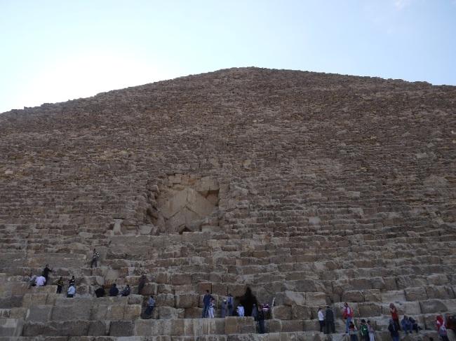 クフ王ピラミッド