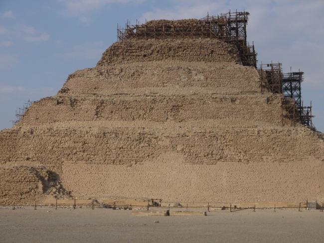 サッカラの階段ピラミッド